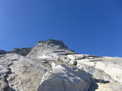 Rock Climbing Photo: NW Buttress of Tenaya Peak