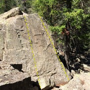 Rock Climbing Photo: More fun.