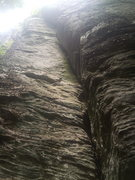 Rock Climbing Photo: If you find yourself at a very popular w.mass crag...
