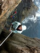 Rock Climbing Photo: Otter cliffs, Acadia, Maine