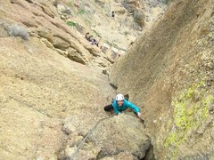 Rock Climbing Photo: Smith Rock State Park, Oregon