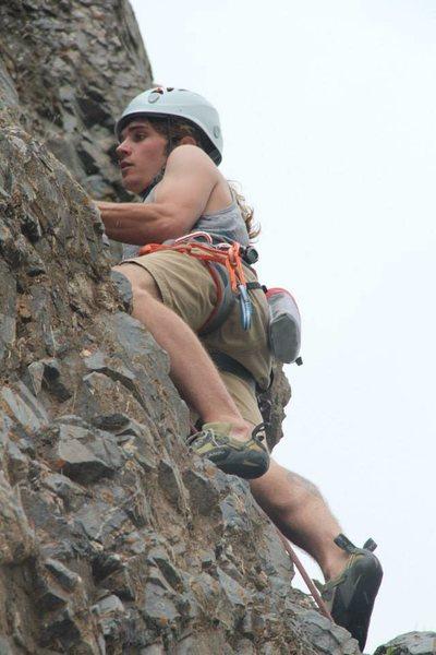 Rock Climbing Photo: Silverton, CO
