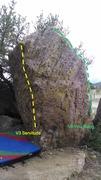 Rock Climbing Photo: Butler Block.