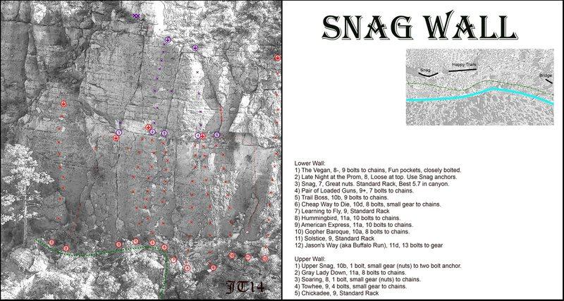Snag Wall