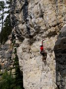 Rock Climbing Photo: Excellent route, finally putting this one away a y...