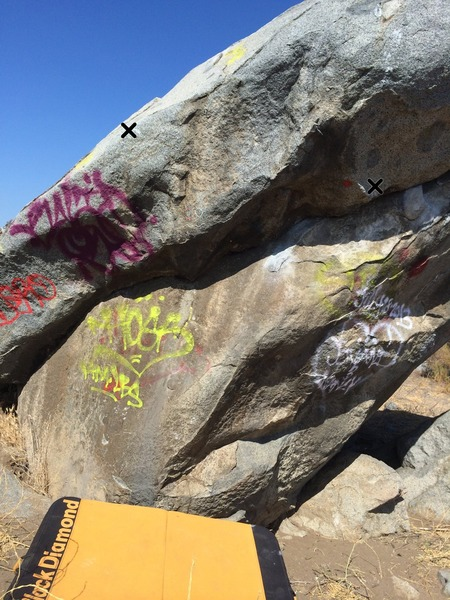 Rock Climbing Photo: Post Bail