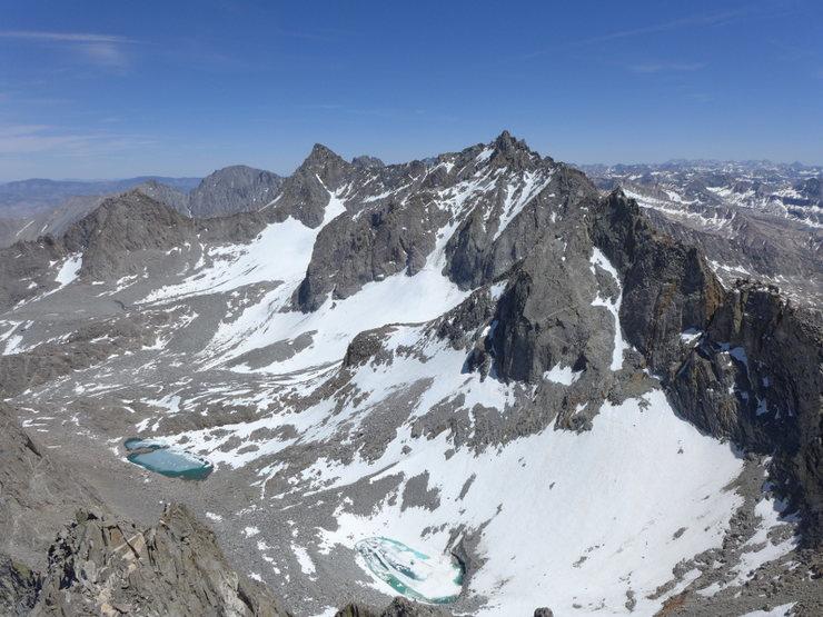 Rock Climbing Photo: Thunderbolt to Winchell