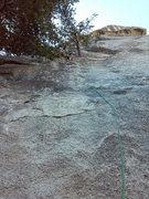 Rock Climbing Photo: Gates of Delirium