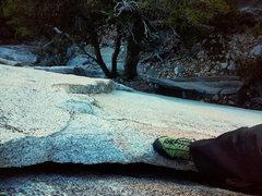 Rock Climbing Photo: Ishi P1