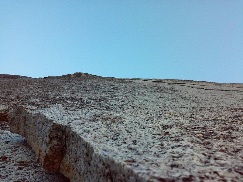Rock Climbing Photo: Ishi P2