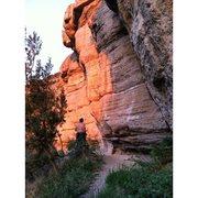 Rock Climbing Photo: Jon Rippey on el nino.