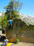 Rock Climbing Photo: Munge and TheRockBiter at play. SONORA PASS PLAYAA...