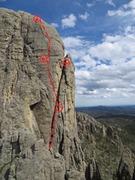 Rock Climbing Photo: Kogia 11-