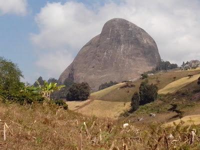 Mbuji rock 2