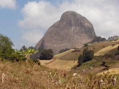Rock Climbing Photo: Mbuji rock 2