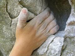 Rock Climbing Photo: Ow...