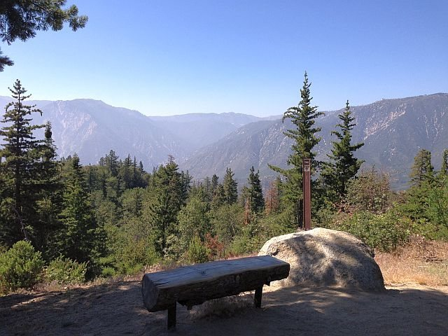 Santa Ana River Trail (1N12), San Bernardino Mountains