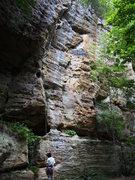 Rock Climbing Photo: Fun climb, great holds.