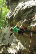 Rock Climbing Photo: Cereal Killer, Rumney NH