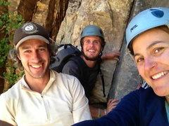Rock Climbing Photo: One of the best days of climbing ever, nice job Da...