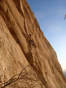 Rock Climbing Photo: Cochisse Strong Hold 2014 new years.