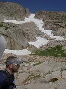 Rock Climbing Photo: Keyhole.