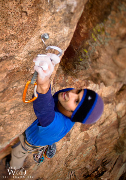 Rock Climbing Photo: Thunder Ridge - one of my favorite crags of all ti...