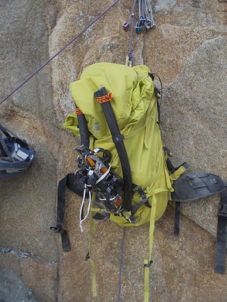 Rock Climbing Photo: All pack up