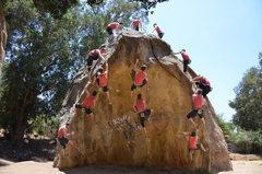 Rock Climbing Photo: Three classics on Turlock - All very worth doing!