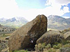 Rock Climbing Photo: Buttermilk