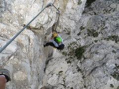 Rock Climbing Photo: Sci Club 18