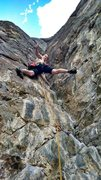 Rock Climbing Photo: What a great pitch!