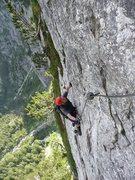Rock Climbing Photo: Via ferrata