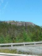 Rock Climbing Photo: West Face of Locke's Rocks Photo by JC Locke