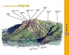 Rock Climbing Photo: The peaks