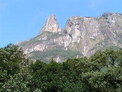 Rock Climbing Photo: The set Marumbi