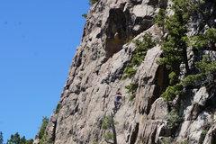 Rock Climbing Photo: P2