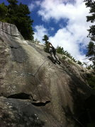 Rock Climbing Photo: Wheeler Mountain, Vermont