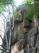 Rock Climbing Photo: Jaws