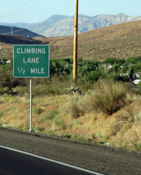 Forget bike lanes@SEMICOLON@ this is what we have in Utah.