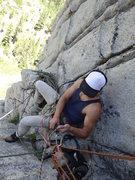 Rock Climbing Photo: 2nd belay