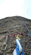Rock Climbing Photo: Up up up!