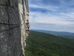 Rock Climbing Photo: Laura Sasso on CCK