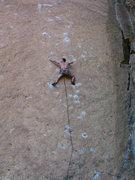 Rock Climbing Photo: Heinous Cling - Smith Rock, Oregon