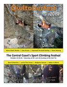Rock Climbing Photo: Owltoberfest 2014 Too much radness for 1 day. Day ...