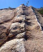 Rock Climbing Photo: Ladder Dike!!!