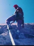 Rock Climbing Photo: Walk on the wild side, Joshua Tree, CA