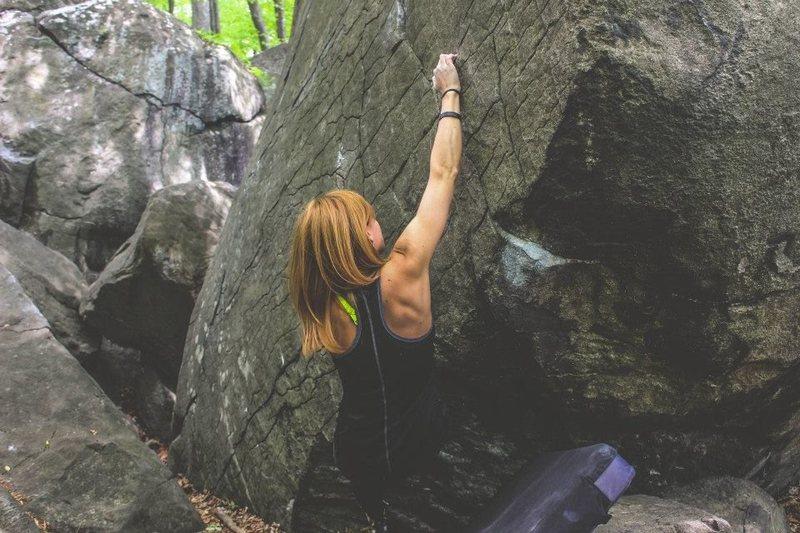 Rock Climbing Photo: gumball // v3
