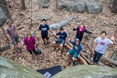 Rock Climbing Photo: the crew