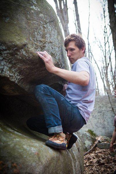 Rock Climbing Photo: Bill